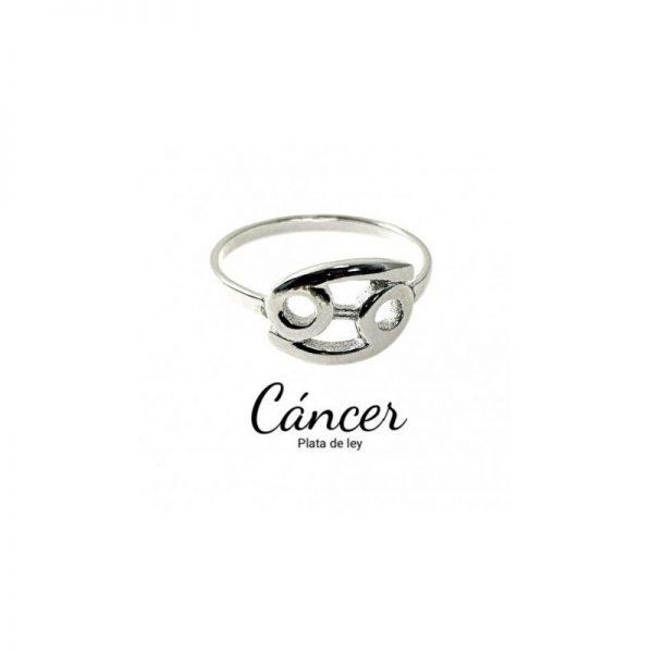 anillo horóscopo cáncer