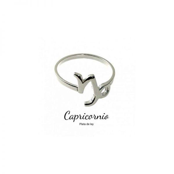 anillo horóscopo capricornio