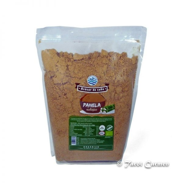 azúcar de caña panela 1 kg