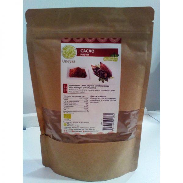 cacao en polvo ecológico 250 grs