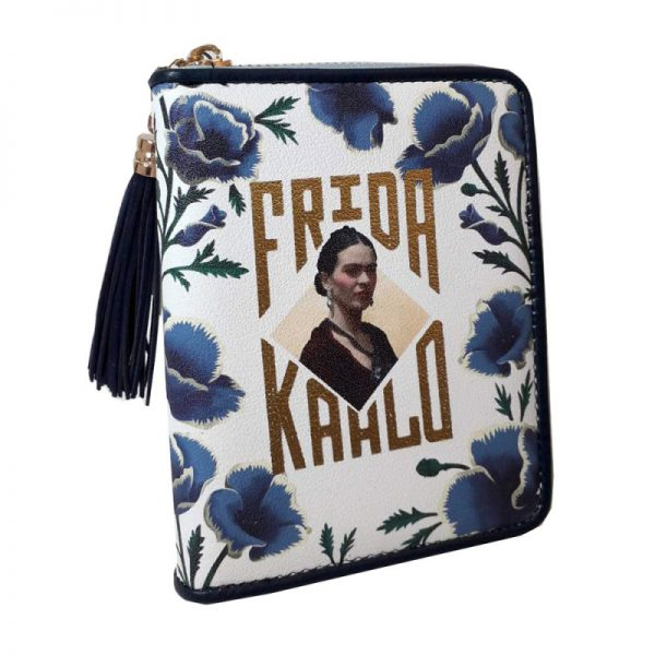 cartera monedero frida