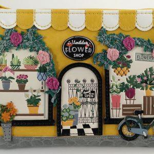 Cartera Vendula Flower Shop