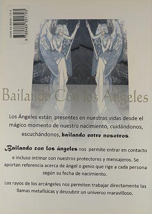 Contraportada libro Bailando con angeles e1605635465825