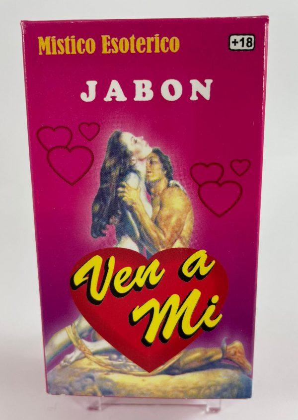 Jabon ven a mi e1605895880316