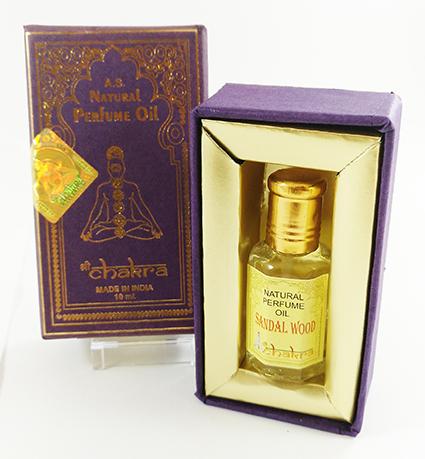 Perfume aceite sandalo