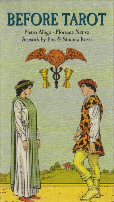Tarot Before