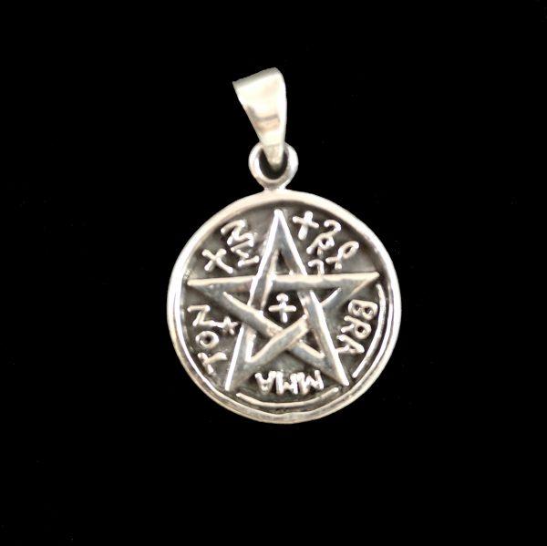 Colgante Tetragramaton 02