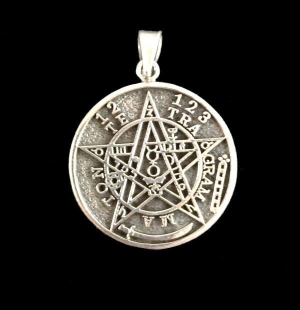 Colgante Tetragramaton 03
