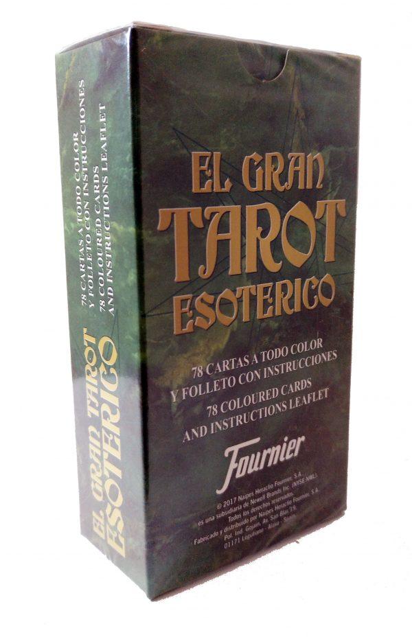 El Gran Tarot Esoterico scaled