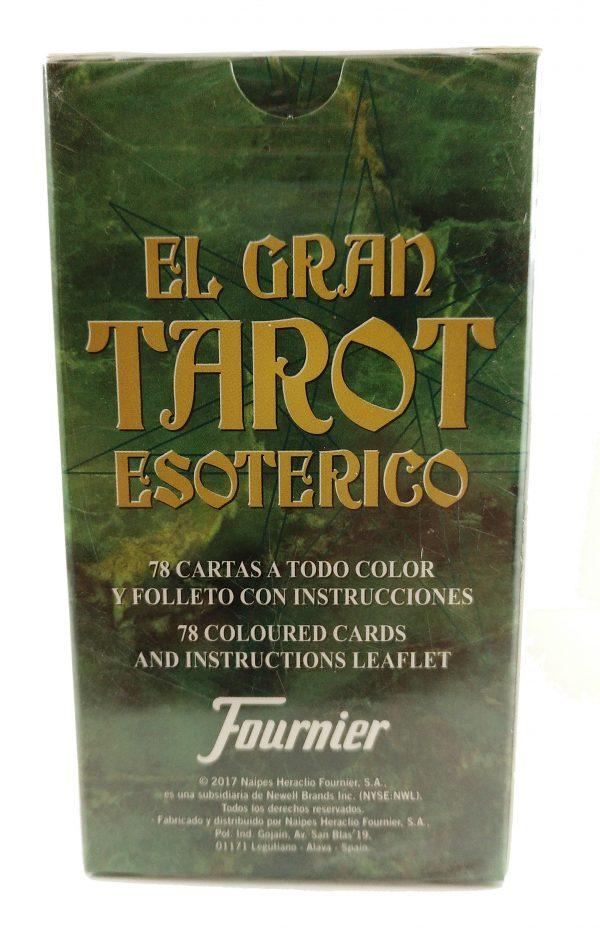 El Gran Tarot Esoterico frontal scaled