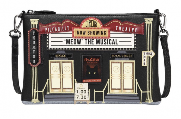 Piccadilly Theatre Pouch Bag