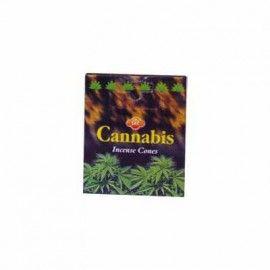 Cono incienso cannabis