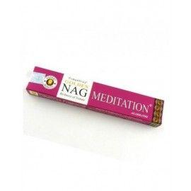Varilla de incienso de meditación