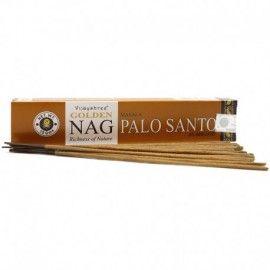 Varilla de incienso palo santo madera sagrada