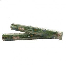 Varilla de incienso de eucalipto