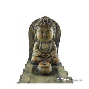 Quemador de incienso Buda Meditación